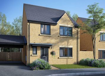 """Thumbnail 4 bed detached house for sale in """"The Mylne"""" at Field Road, Ramsey, Huntingdon"""