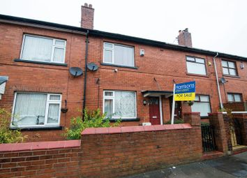 Thumbnail 2 bedroom terraced house for sale in Patterson Street, Deane, Bolton, Lancashire.