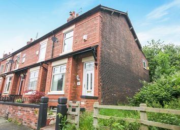 Thumbnail 2 bed terraced house for sale in Jowett Street, South Reddish, Stockport