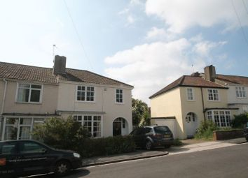 Thumbnail 3 bedroom end terrace house to rent in Metford Road, Redland, Bristol