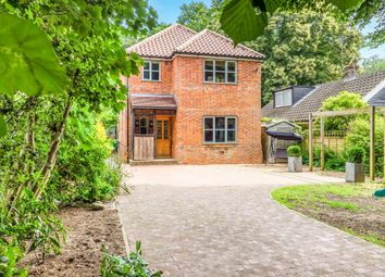 Thumbnail 3 bedroom detached house for sale in Beechwood Avenue, Aylmerton, Norwich