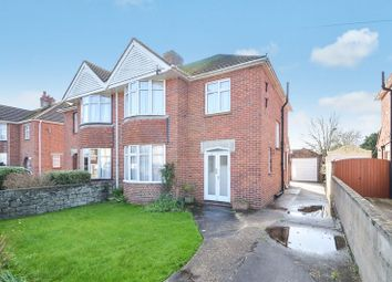 Thumbnail 3 bedroom semi-detached house for sale in Blenheim Road, Weymouth