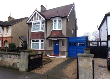 Thumbnail 3 bed detached house for sale in Elstow Road, Bedford, Bedfordshire