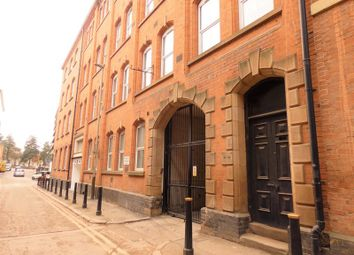 Thumbnail 2 bed flat for sale in Duke Street, Leicester LE1, Leicester,
