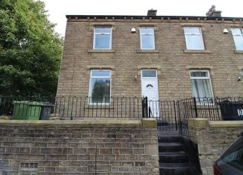 Thumbnail 2 bed terraced house to rent in Moor End Road, Huddersfield