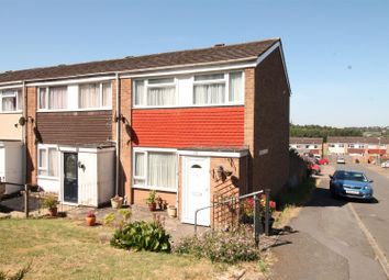 Thumbnail 3 bed end terrace house for sale in Admirals Way, Daventry