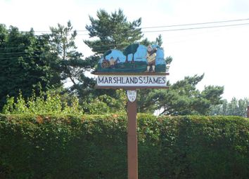 Thumbnail 2 bed semi-detached house to rent in Smeeth Road, Marshland St James, Wisbech