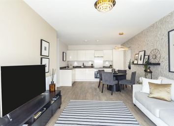 Thumbnail 2 bed flat for sale in Byron Avenue, Elstree, Borehamwood
