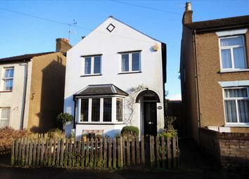 Thumbnail 3 bed detached house for sale in Park Road, Bushey WD23.