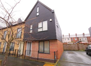 Thumbnail 3 bed semi-detached house to rent in Old Lane, Manchester