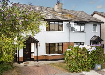 Thumbnail 3 bed semi-detached house for sale in 82 Cromwells Fort Drive, Mulgannon, Wexford County, Leinster, Ireland