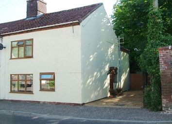 Thumbnail 3 bed cottage to rent in Church Street, Litcham, King's Lynn