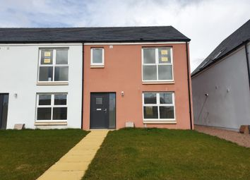 Thumbnail 3 bed terraced house to rent in School Road, Sandford, South Lanarkshire