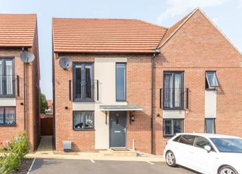 Thumbnail 3 bed terraced house to rent in Mars Drive, Wellingborough