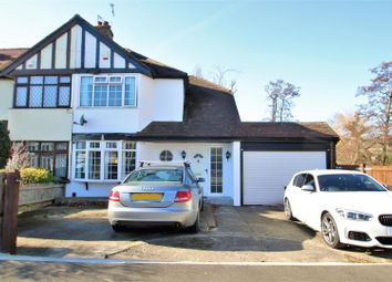 Thumbnail 2 bedroom semi-detached house to rent in Crofton Avenue, Bexley