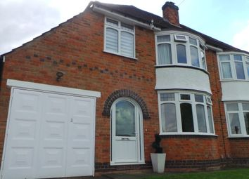 Thumbnail 3 bed semi-detached house for sale in Maney Hill Road, Sutton Coldfield, West Midlands