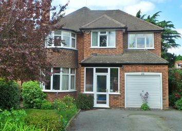 Thumbnail 4 bedroom detached house for sale in Green Lanes, Wylde Green, Sutton Coldfield