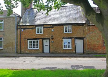 Thumbnail 3 bedroom semi-detached house for sale in West Street, Crowland, Peterborough, Lincolnshire