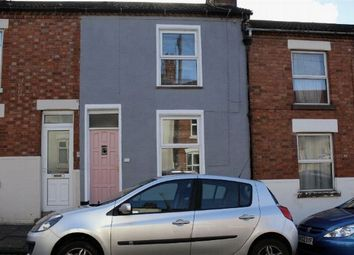 Thumbnail 2 bed terraced house for sale in Salisbury Street, Semilong, Northampton