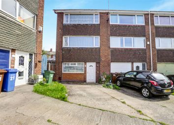 Thumbnail 3 bed end terrace house for sale in Knowsley Crescent, Offerton, Stockport