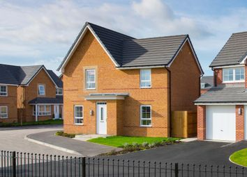 "Thumbnail 4 bedroom detached house for sale in ""Lincoln"" at Botley Road, Southampton"