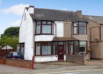 Thumbnail 3 bedroom semi-detached house for sale in Congleton Road, Talke, Stoke-On-Trent
