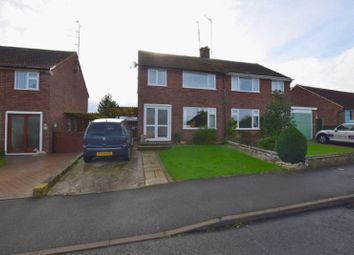 Thumbnail 3 bed semi-detached house for sale in Manorfields Road, Old Stratford, Milton Keynes