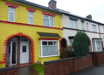 Thumbnail 1 bedroom terraced house to rent in Wyrley Road, Witton, Birmingham