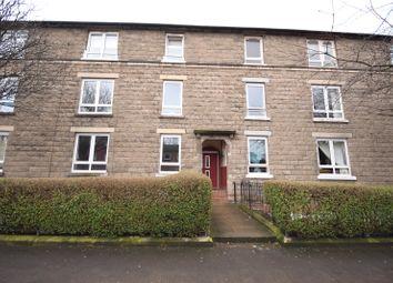 Thumbnail 2 bed flat for sale in Kinnear Road, Glasgow, Lanarkshire