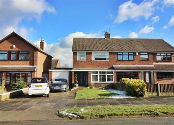 Thumbnail 4 bed semi-detached house for sale in Clapgate Lane, Goose Green, Wigan