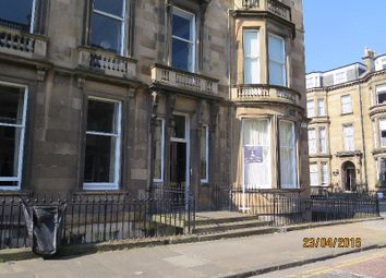 Thumbnail 2 bedroom flat to rent in Eglinton Crescent, West End, Edinburgh