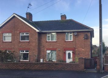 Thumbnail 3 bed semi-detached house for sale in Surrey Crescent, Consett