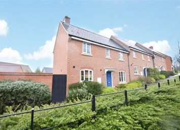 Thumbnail 3 bed end terrace house for sale in Crutchley Wood, Wykery Copse, Bracknell, Berkshire