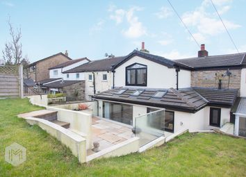 Thumbnail 3 bed cottage for sale in Blacksnape Road, Hoddlesden, Darwen