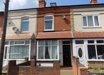 Thumbnail 4 bed terraced house for sale in Grange Road, Kings Heath, Birmingham