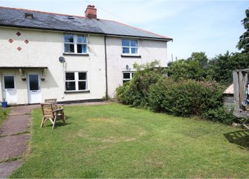 Thumbnail 3 bed terraced house for sale in West End, Poughill, Crediton