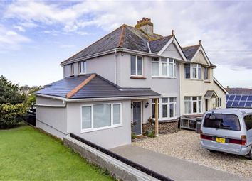 Thumbnail 4 bed semi-detached house for sale in Mount Road, Central Area, Brixham