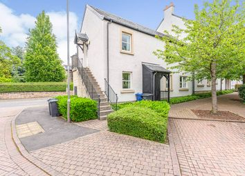 Thumbnail 2 bed flat for sale in Eskbank Court, Dalkeith, Midlothian