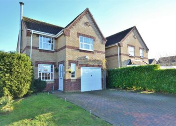 Thumbnail 3 bed detached house for sale in Wilson Drive, East Winch, King's Lynn