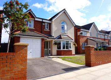Thumbnail 4 bed detached house for sale in Orrell Lane, Bootle