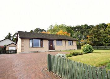 Thumbnail 4 bed detached bungalow for sale in Braes Of Conon, Conon Bridge, Ross-Shire