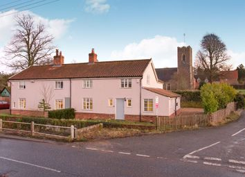Thumbnail 4 bed semi-detached house for sale in Hackney Road, Peasenhall, Saxmundham