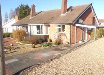 2 bed bungalow for sale in Orchard Close, Oadby, Leicester, Leicestershire LE2