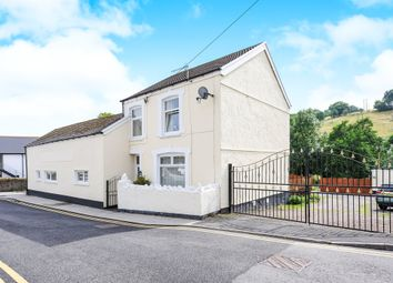 Thumbnail 5 bed detached house for sale in Commercial Street, Bedlinog, Treharris