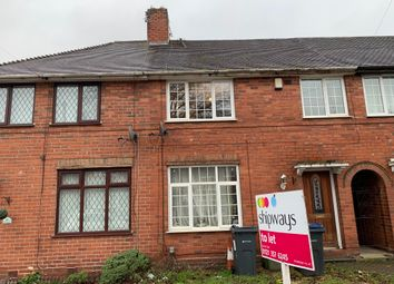Thumbnail 3 bed property to rent in Wingfield Road, Great Barr, Birmingham