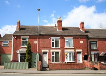 Thumbnail 2 bed terraced house for sale in Charnwood Road, Shepshed, Loughborough, Leicestershire
