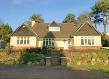 Thumbnail 4 bed detached house for sale in Spur Hill Avenue, Lower Parkstone, Poole, Dorset