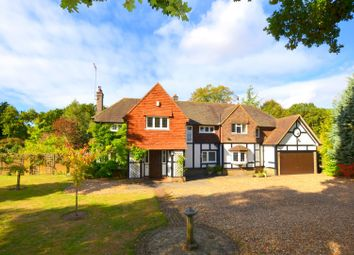 Thumbnail 5 bed detached house to rent in Clandon Road, West Clandon, Guildford