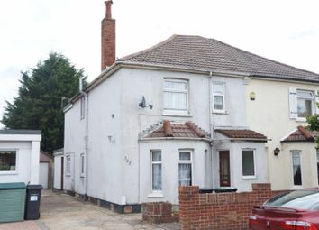 Thumbnail 5 bed semi-detached house to rent in Malmesbury Park Road, Charminster, Bournemouth