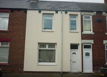 Thumbnail 3 bed terraced house to rent in Richmond Street, Hartlepool